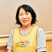 川下 紀美子さん