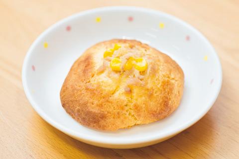 ツナマヨコーンパン
