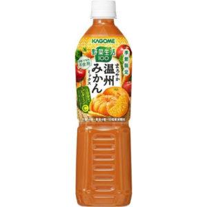 野菜生活100 まろやか温州みかんミックス 720ml