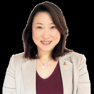 水島 栄美子理事長